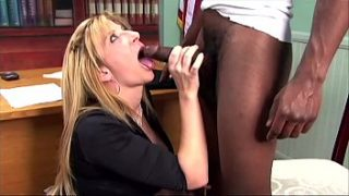 Babesalicious – Secretary get a black dick in the ass