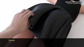 dual family watching hot milf mom with big boobs sleeping and showering her big ass my sexiest gameplay moments part 2