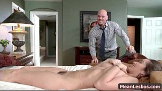 hot and mean lesbians my husband and 039 s mistress part one with dani daniels and elexis monroe