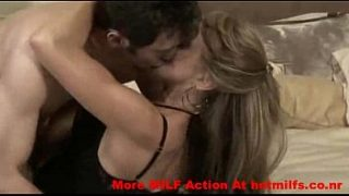 mature hot milf has her pussy pounded by young man – more milf action at hotmilfs co nr
