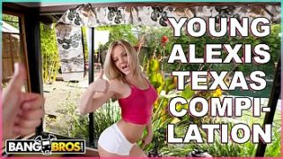bangbros the first 5 videos that alexis texas appeared in for bang bros 2007