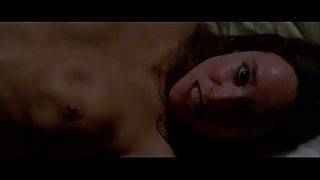 (Barbara Hershey) 4 clips splice together of a ghost fucking her the entity