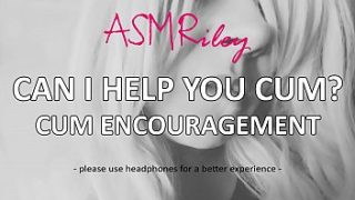 EroticAudio – Can I Help You Cum? Cum Encouragement ASMR| ASMRiley