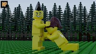 LEGO PORN WITH SOUND – ANAL, BLOWJOB, PUSSY LICKING AND VAGINAL