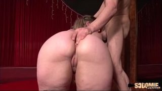 Peggy: job interview that ends in sodomy