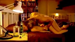 Alyson Bath meets her man at the bar, decides to make his day at the apartment