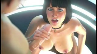 anime sex – Sexy brunette mom sucking her stepsons hard horny dick – www.toonypip.vip – anime sex