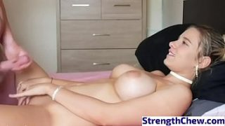 Classy Daughter becomes an Unclassy Slut for Step dad on Christmas ! Samantha Flair