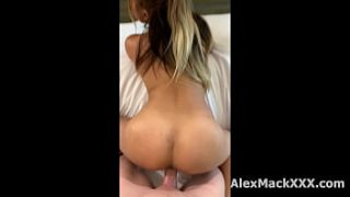 Gorgeous Asian getting smashed by Alex Mack