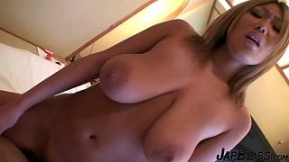 Japanese College Student With Huge Natural Melons