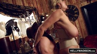 KELLY MADISON – Off The Rails Steampunk Sex