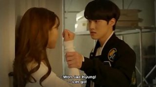 Korean Girl Pulls A Boy In A Room for Sex (Korean Movie Scene) part 2 the boy wants some