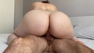 My cousin fucks me without a condom, I make it cum in my pussy – Compilation