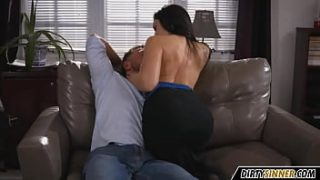 romantic sex with a sexy mom