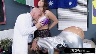 Ski Hill Medical Duo Loves to Fuck Patients – Alison Tyler, Phoenix Marie