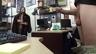 XXX PAWN – Zaya Cassidy Needs Some Money Real Quick So She Visits A Pawn Shop
