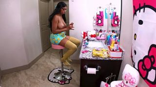 4k My Little Princess Msnovember Humongous Tits & Perfect Mulatto Body Will Give Me What My Wife Won't. Black StepDaughter Attractive Asss Explored And Vagina Penetrated By BBC Daddy Dick After Pulling Yellow Panties Down on Sheisnovember
