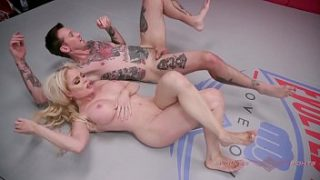 Petite Nikki Delano believes she can hold her own against Will Havoc in a mixed gender wrestling match